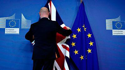 Las claves del nuevo acuerdo del 'Brexit': controles en el mar de Irlanda para esquivar una frontera dura