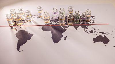 Ganadores y perdedores de la vacunación global: los países desarrollados acaparan las medallas