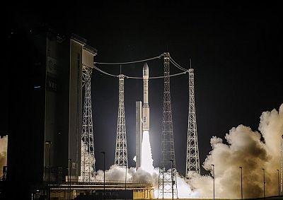 La misión del satélite español Ingenio se pierde a los ocho minutos de su despegue