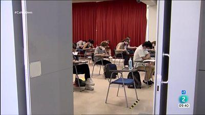 40.000 estudiants comencen la selectivitat