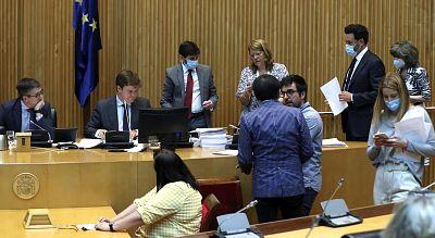 El Gobierno aprueba los planes de reconstrucción con el sí de Ciudadanos y sin el apoyo del PP