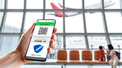 ¿Cómo solicitar el certificado COVID de la UE para poder viajar este verano?