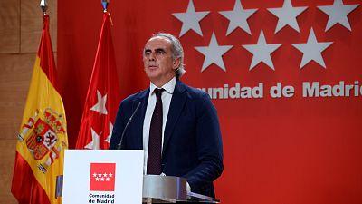 La Comunidad de Madrid prohíbe de 00:00 a 6:00 las reuniones sociales y familiares