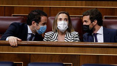 El Congreso rechaza denegar los indultos del 'procés'como piden PP, Vox y Cs