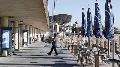 Cataluña reabre la hostelería el próximo lunes hasta las 21:30 con limitación de aforo