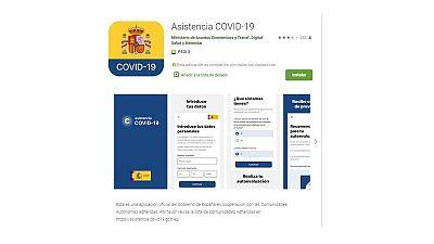 Asistencia COVID-19: así funciona la 'app' del Gobierno para luchar contra el coronavirus