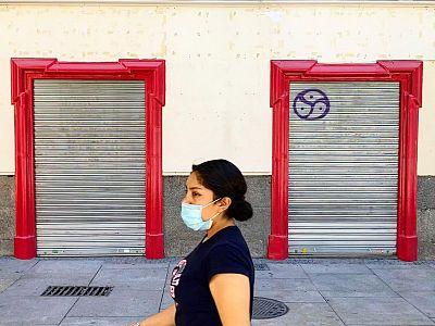 El coronavirus marca la economía de 2020, el año de los ERTE, la caída histórica del PIB y el desplome del turismo