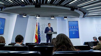 Sánchez avanza que en agosto habrá 33 millones de personas vacunadas en España