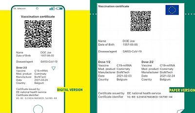 Así es el pasaporte COVID de la UE para el verano: podré viajar si estoy vacunado, tengo PCR negativa o anticuerpos