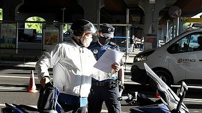 Los barrios de Madrid afrontan con indignación, resignación y escepticismo las primeras horas de restricciones