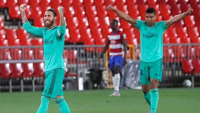 Las cuentas del Madrid para ganar la Liga
