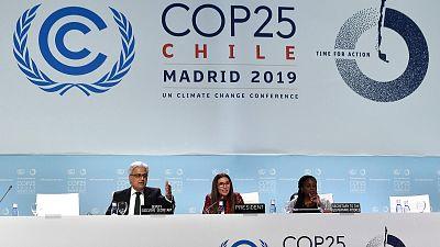 La cumbre de Madrid fracasa en aprobar un mercado de carbono y se limita a aumentar la ambición climática