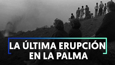 Cumbre Vieja, primera erupción en 50 años en La Palma
