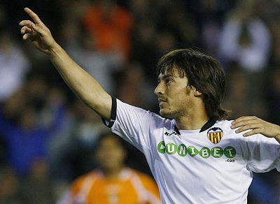 David Silva deja el Valencia y ficha por el Manchester City
