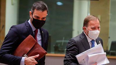 Los líderes europeos negocian con poco optimismo y posturas enfrentadas el pacto de reconstrucción de la UE