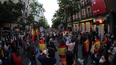 Vox recibe autorización para las manifestaciones en coche a la espera de Cataluña