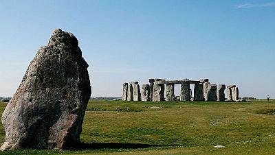 Descubren un anillo prehistórico cerca de Stonehenge construido hace unos 4.500 años