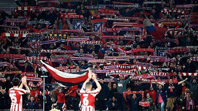 La devolución del 20% del abono ofertada por el Atlético no convence a la afición rojiblanca