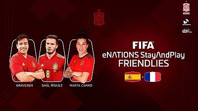 Disfruta del España-Francia de FIFA 20 en +tdp