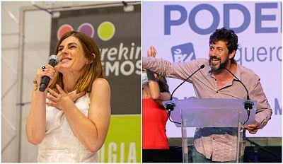 Doble fracaso electoral de Podemos: 'sorpasso' del PSOE en País Vasco y debacle en Galicia