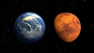 ¿Por qué Marte perdió su atmósfera y dejó de ser un planeta azul?