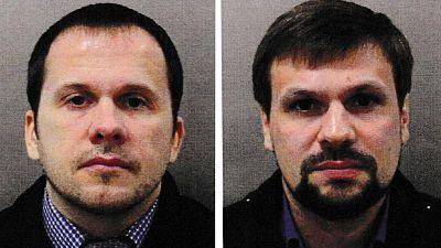 Los dos sospechosos de envenenar al exagente ruso Skripal dicen que fueron de turistas a Salisbury