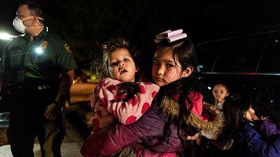 EE.UU. registra la mayor cifra de migrantes detenidos en la frontera en 20 años