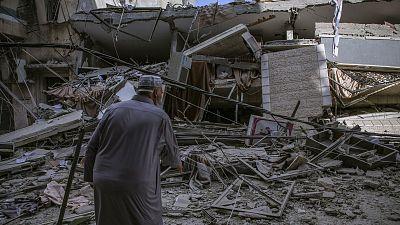 Más de 1.000 heridos en cinco días: las secuelas físicas y psicológicas del conflicto en Gaza
