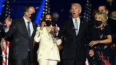 Elecciones EE.UU. en directo | George Bush felicita a Biden y dice que el resultado de las elecciones es claro