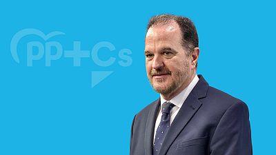 """Carlos Iturgaiz, el candidato de Casado que aspira a ser el """"dique de contención"""" al nacionalismo al frente de PP+Cs"""