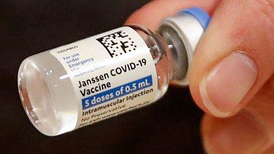 """La EMA recomienda el uso de la vacuna de Janssen y califica de """"muy raros"""" los casos de trombos"""