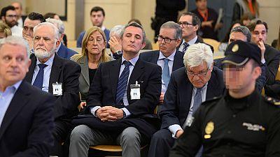 Trece acusados pactan con la Fiscalía y confiesan irregularidades durante la visita del papa