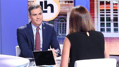 """Sánchez asegura que tenía un acuerdo """"al 99%"""" con Casado para renovar el CGPJ y el PP lo niega"""