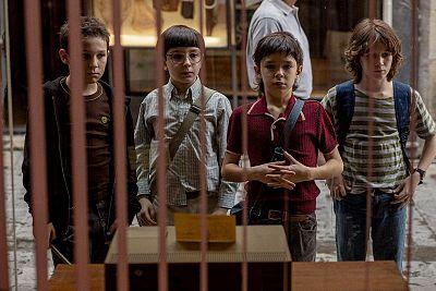 'Érase una vez en Euskadi' o cómo ser un niño durante el conflicto vasco