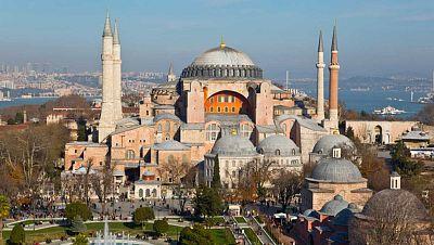 Erdogan convertirá la antigua basílica de Santa Sofía en mezquita con el visto bueno de la justicia turca