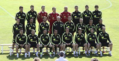 España: La campeona, ante el reto de revalidar el Mundial