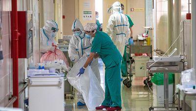 El gasto sanitario en planes anticovid de España duplica la media de la UE, según la OCDE