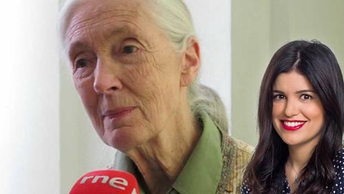 La estación azul de los niños - Jane Goodall y Pulgarcita