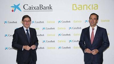 """El Estado tendrá el 16 % de CaixaBank tras la fusión: """"Es una excelente alternativa para devolver las ayudas"""""""