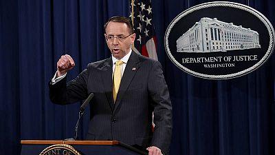 Estados Unidos acusa formalmente a 13 rusos de interferencia en las elecciones de 2016
