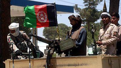 Estados Unidos marca en seis meses la caída del Gobierno de Afganistán