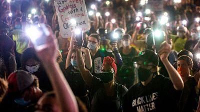 Estados Unidos vive el fin de semana del 'Labor Day' marcado por las protestas contra el racismo