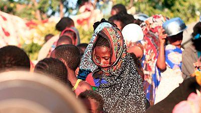 Etiopía vuelve a bombardear la capital de la región rebelde de Tigray y se resiste al diálogo