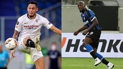 Así te hemos contado la final de la Europa League, Sevilla 3-2 Inter de Milán