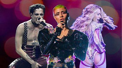 Vota por los mejores y los peores looks de Eurovisión, ¿a quién le das 12 puntos y a quién 0?