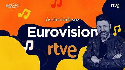 Vive Eurovisión en tu altavoz inteligente y de la mano de Tony Aguilar