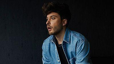 """Blas Cantó estrena """"I'll stay"""", la versión en inglés de su canción para Eurovisión 2021"""