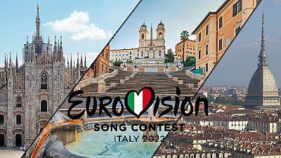 Italia busca la ciudad anfitriona de Eurovisión 2022: ¿Dónde y cuándo se celebrará el festival?