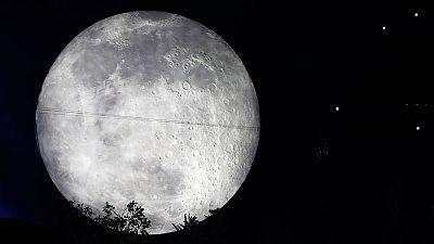 La existencia de agua en la Luna, demostrada con pruebas directas por primera vez