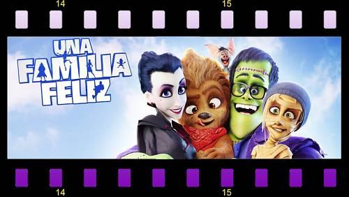 ¡Una familia algo caótica, una fiesta de disfraces y un hechizo que pone todo patas arriba esta semana en Cine Clan!